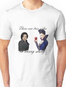 Regina Mills/The Evil Queen Unisex T-Shirt