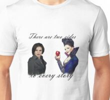 Regina Mills/The Evil Queen Unisex T-Shirt