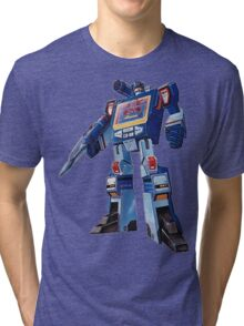 Soundwave Reporting Tri-blend T-Shirt