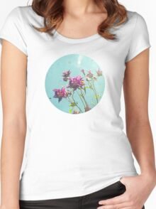 Shooting Star Women's Fitted Scoop T-Shirt
