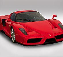 Fat Kat Photography features Ferrari  by DaveKoontz