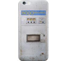 USSR Vendmachine iPhone Case/Skin