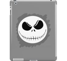 NBC - Pumpkin King iPad Case/Skin