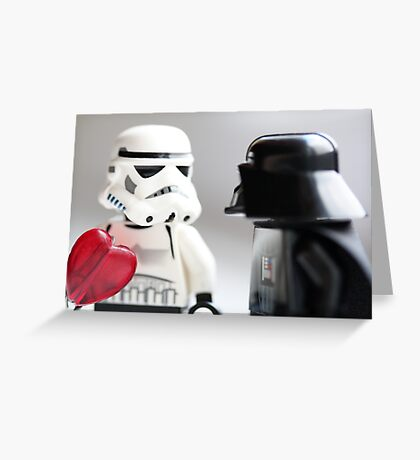 Tell someone you love them Greeting Card