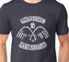 Mohawk Assassins Unisex T-Shirt