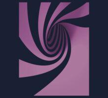 Purple Swirl Kids Clothes