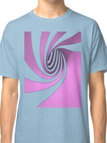 Purple Swirl Classic T-Shirt