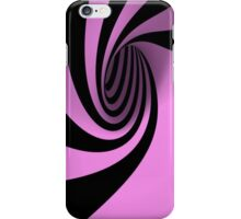 Purple Swirl iPhone Case/Skin