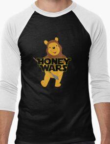 Honey Wars Men's Baseball ¾ T-Shirt