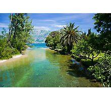 Deserted Paradise - Travel Photography Photographic Print