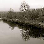 Loch Ness Reflections | Scotland by rubbish-art
