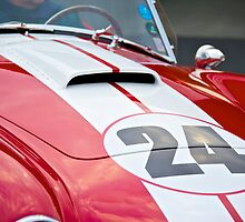 Shelby Cobra Detail  by DaveKoontz