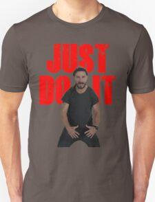 JUST DO IT SHIA LABEOUF GALAXY Unisex T-Shirt