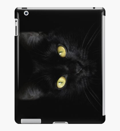 Black on Black iPad Case iPad Case/Skin