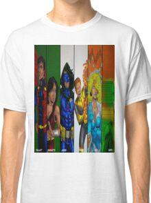 Celtic Knights Irish Flag Classic T-Shirt