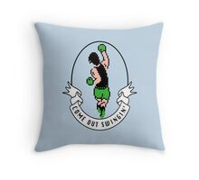 Little Mac Throw Pillow
