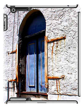 The Back Door iPad Case by Betty Northcutt