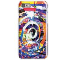 Finger Print madness iPhone Case/Skin