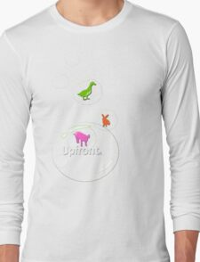 Bubbly Personality Long Sleeve T-Shirt