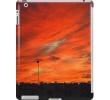 Bangor Skyline As An iPad Case iPad Case/Skin