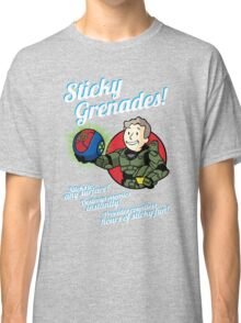Sticky Grenades! Classic T-Shirt