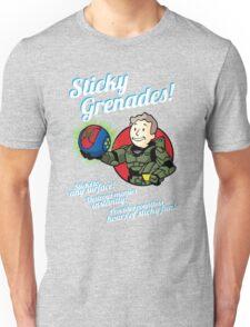 Sticky Grenades! Unisex T-Shirt