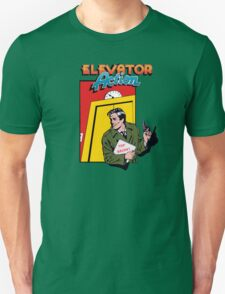 ELEVATOR ACTION TAITO ARCADE T-Shirt