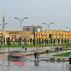 Rainy Day in Tirana by Kasia Nowak