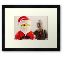 Are brains on your Christmas list? Framed Print