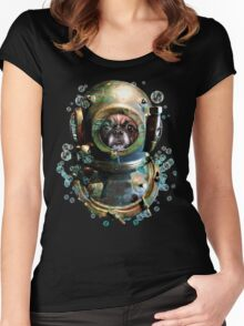 Sea Dog Women's Fitted Scoop T-Shirt
