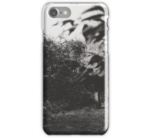Analogue photograph- Into the woods 2 iPhone Case/Skin