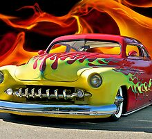 1950 Mercury Custom 2 by DaveKoontz