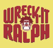 Wreck-It Ralph One Piece - Short Sleeve