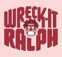 Wreck-It Ralph One Piece - Long Sleeve