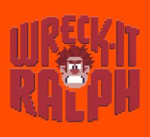 Wreck-It Ralph Kids Clothes