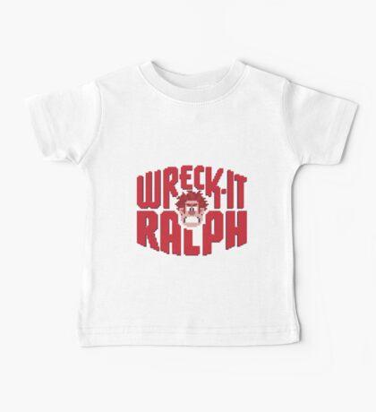 Wreck-It Ralph Baby Tee