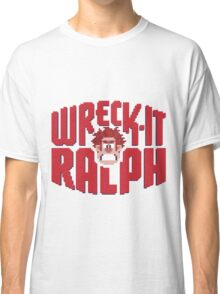 Wreck-It Ralph Classic T-Shirt