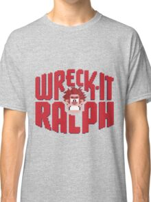 Wreck-It Ralph Classic T-Shirt