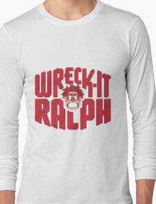 Wreck-It Ralph Long Sleeve T-Shirt