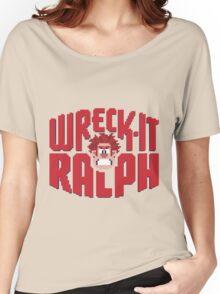 Wreck-It Ralph Women's Relaxed Fit T-Shirt