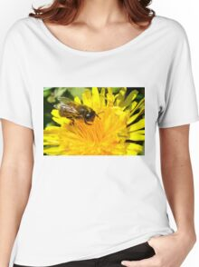 Bee-licious Women's Relaxed Fit T-Shirt
