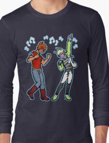 Space School - Dancin' Long Sleeve T-Shirt