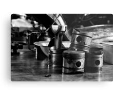 Piston Broke Metal Print