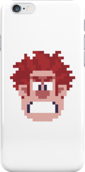 Wreck-It Ralph by Justin Oberg
