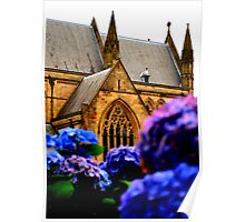 Bolton Parish Church in Bloom Poster