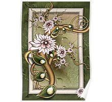 Flowering Delight Poster