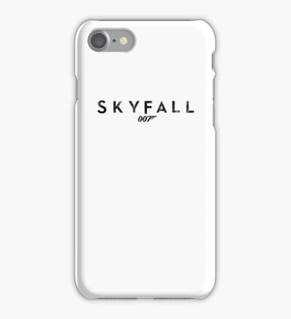 007 SKYFALL iPhone Case/Skin