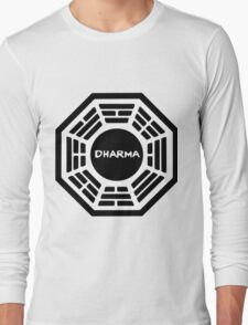 Dharma Initiative Long Sleeve T-Shirt