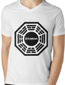 Dharma Initiative Mens V-Neck T-Shirt