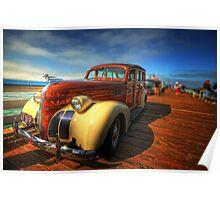 Vintage Woody El Frito Poster